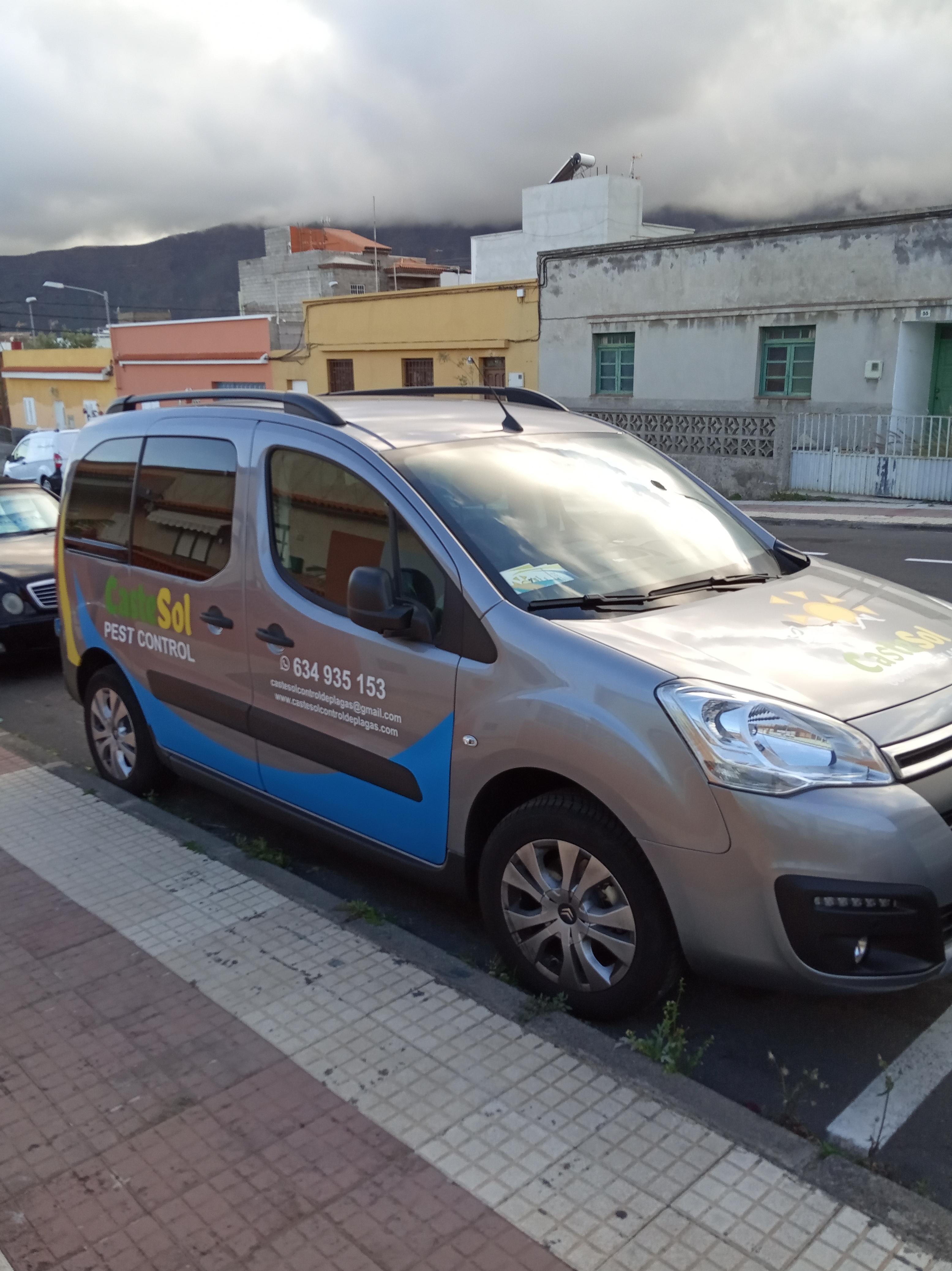 Gestión integral de plagas en Tenerife
