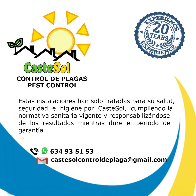 Empresas de plagas en Tenerife