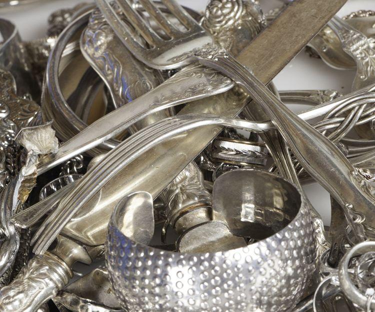 Compra y venta de plata en Madrid