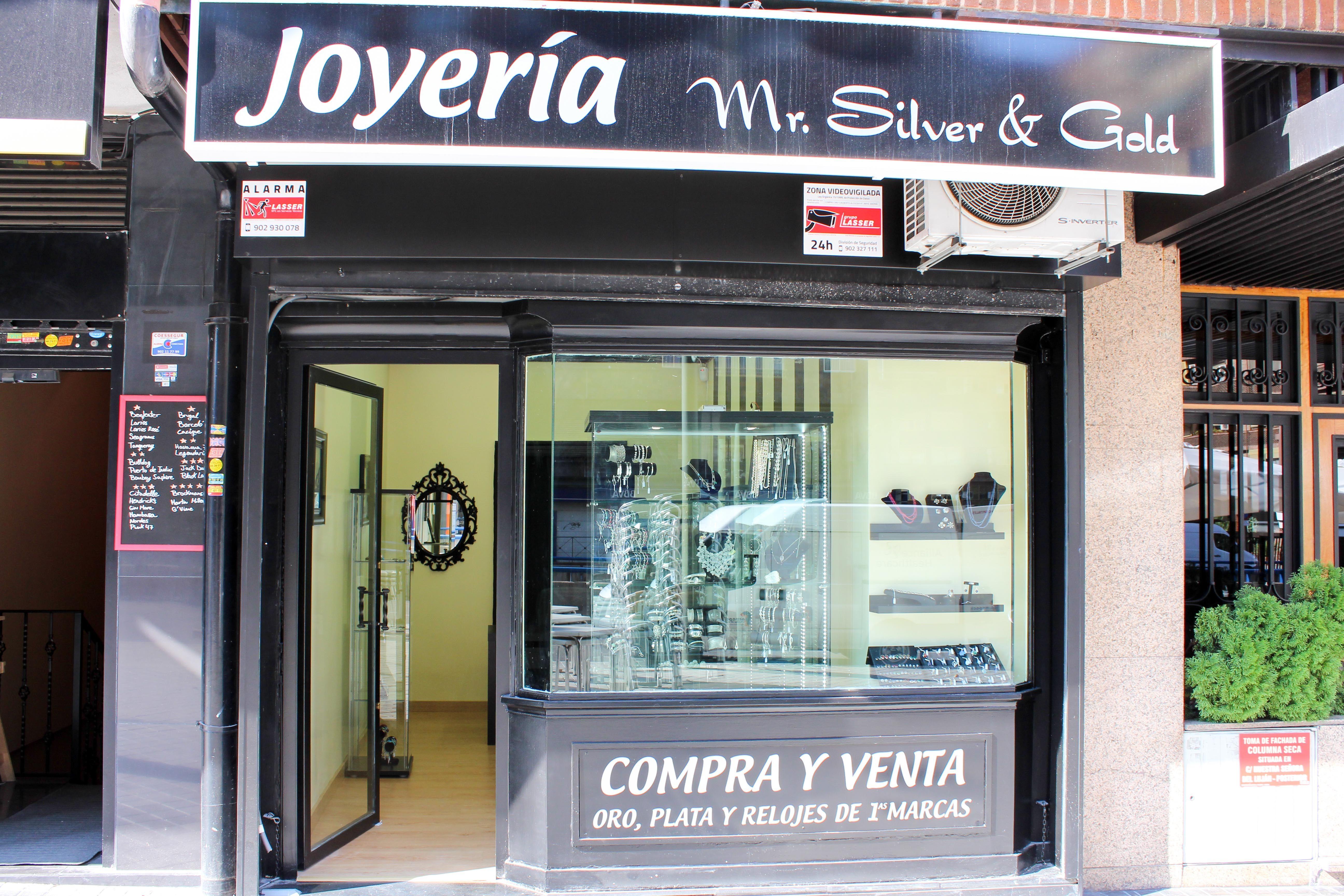 Foto 1 de Compraventa de oro y plata en Madrid | MR. SILVER & GOLD
