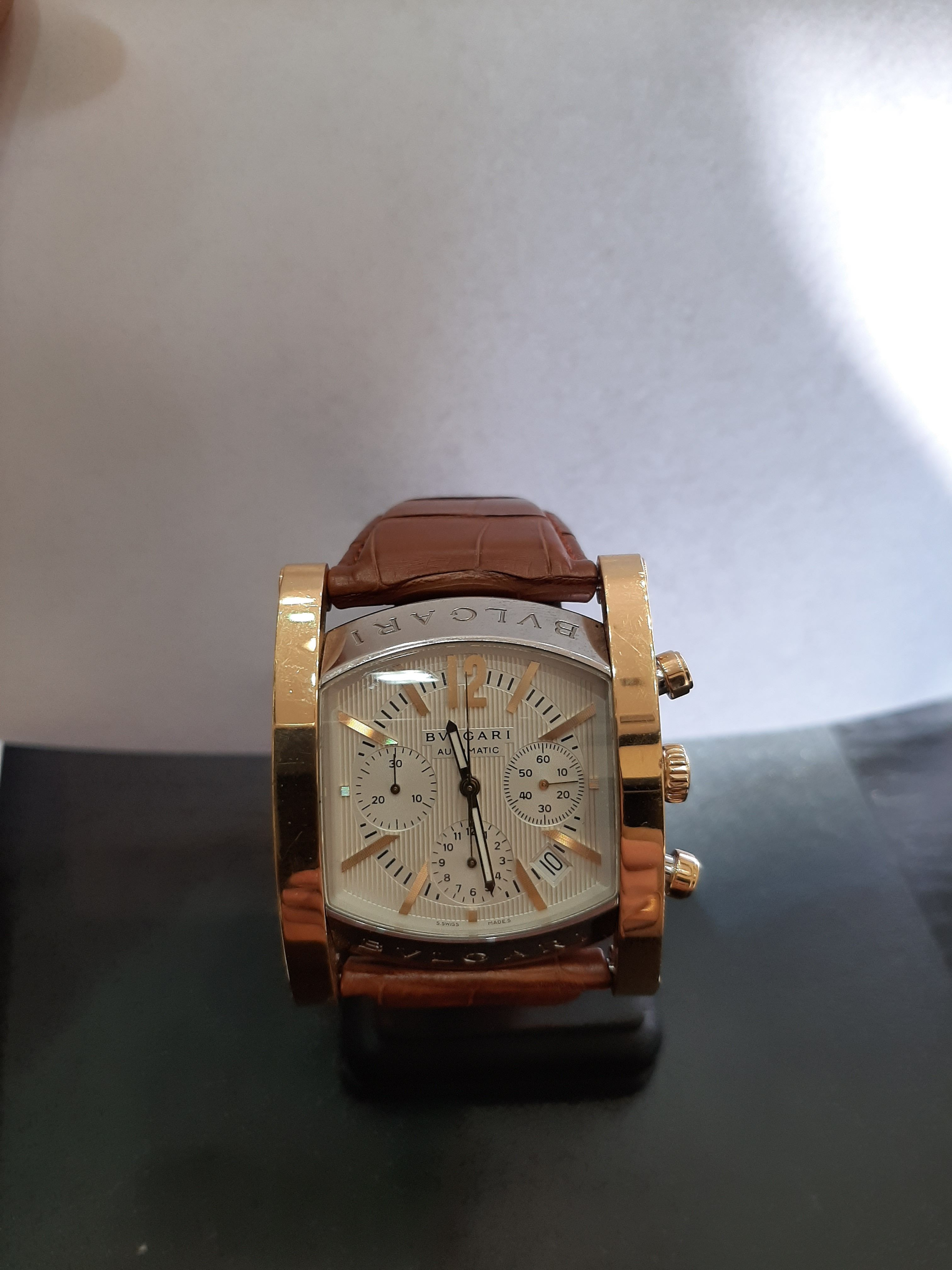 Reloj Bulgarí Assioma: Compra Venta de Oro y Plata de MR. SILVER & GOLD