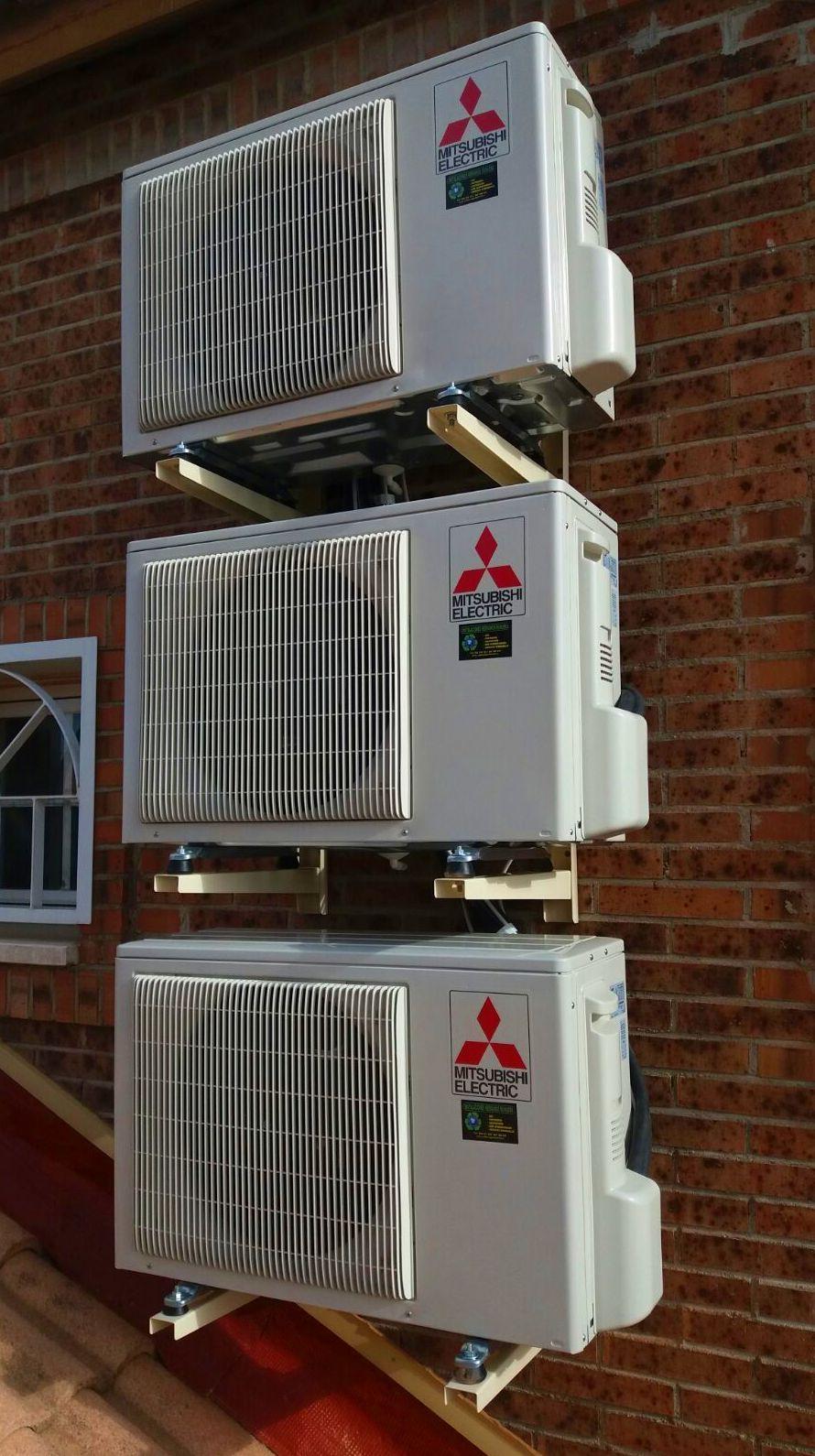 Buena instalacion de aire acondicionado