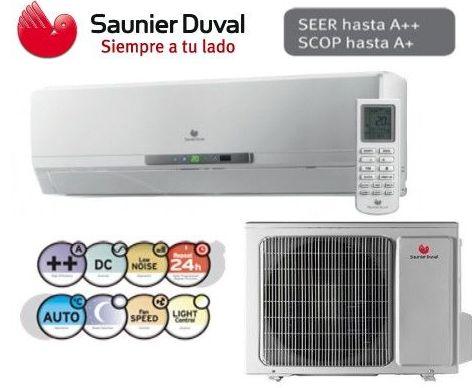 Modelo SDH-17-035NW: Aparatos de aire acondicionado de Instalaciones Hermanos Munuera
