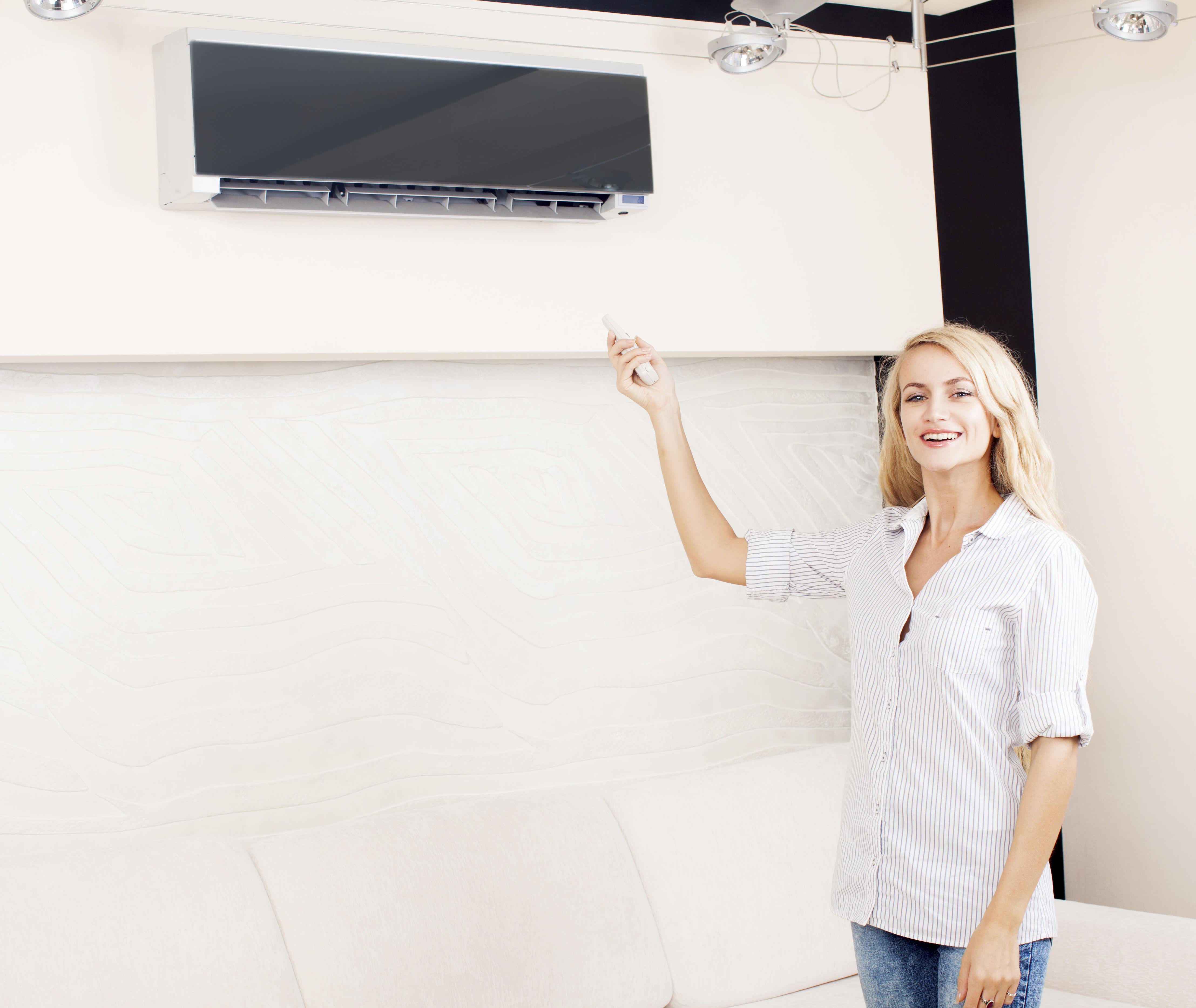 Venta e instalación de aparatos de aire acondicionado