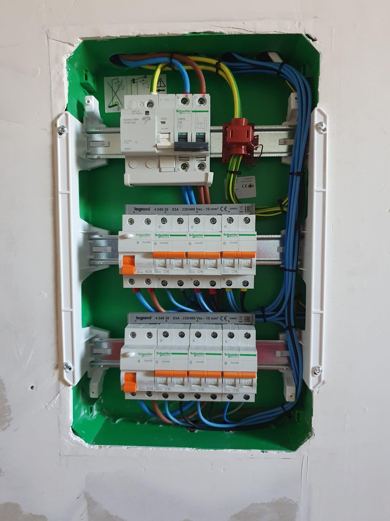 Foto 3 de Electricidad en Sevilla | Electricidad Pablo Sánchez