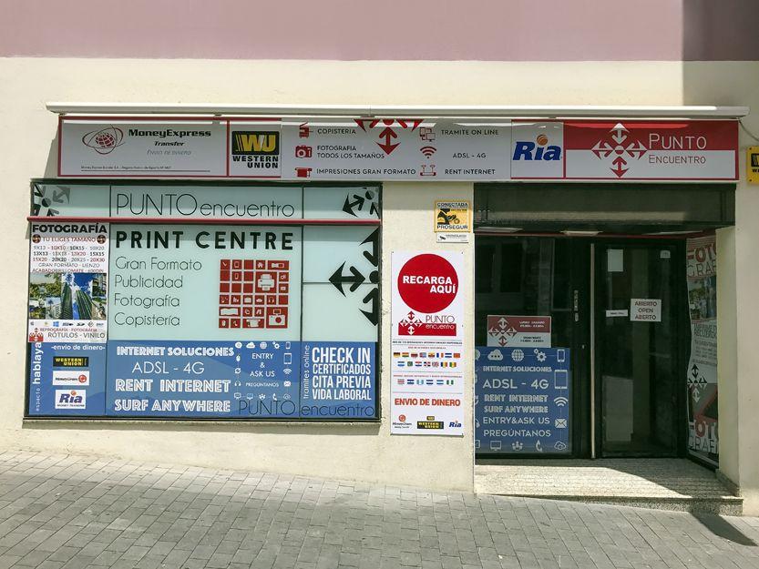 Imprenta y copistería en Fuerteventura