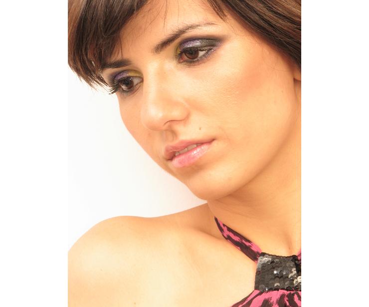 Maquillajes para moda en Zaragoza