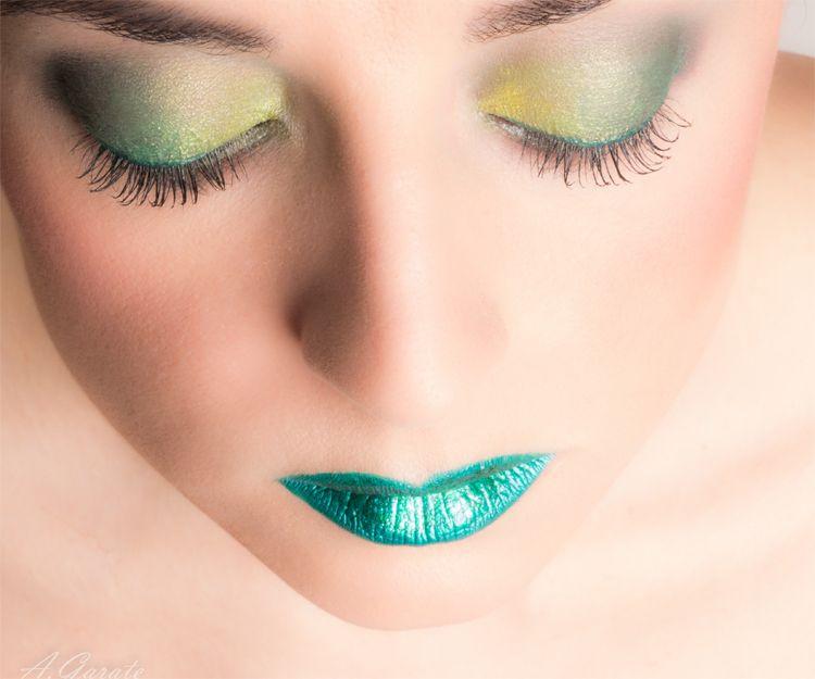 Maquillajes creativos en Zaragoza