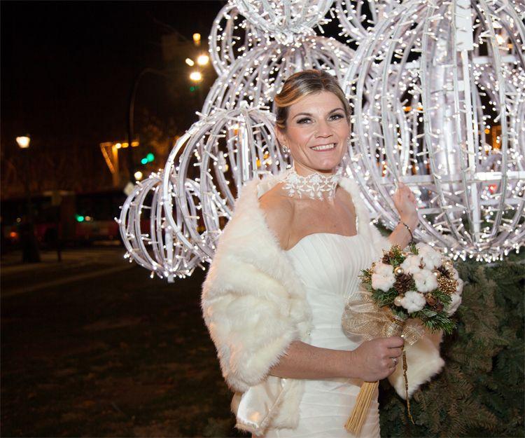 Maquilladora para novia en Zaragoza