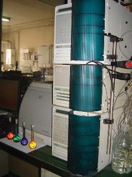 Foto 3 de Laboratorios de análisis microbiológicos y químicos en  | Ainprot, S.A.