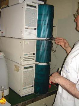 Foto 2 de Laboratorios de análisis microbiológicos y químicos en  | Ainprot, S.A.