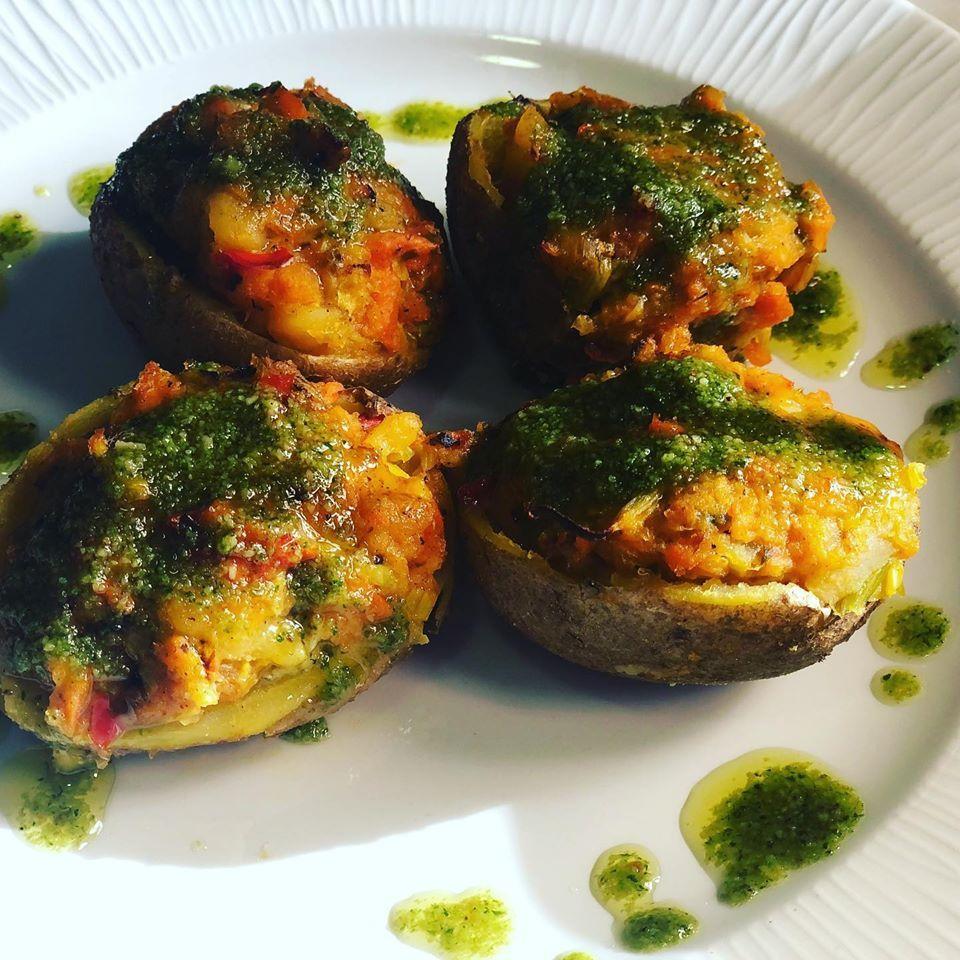 Platos vegetarianos en Zaragoza