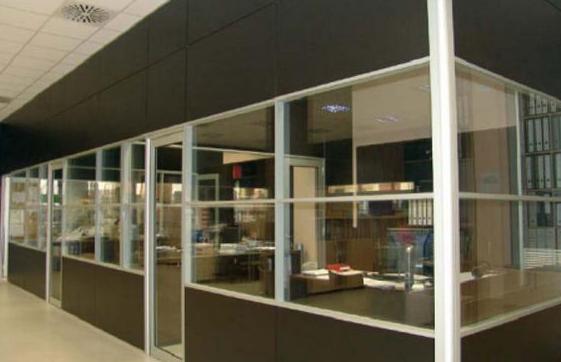 Foto 36 de arquitectura de interiores para la oficina en for Cerramientos para oficinas