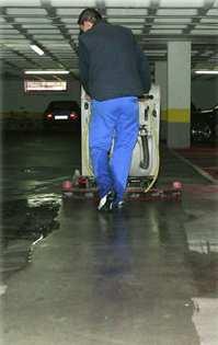 Limpieza de garajes Fuenlabrada