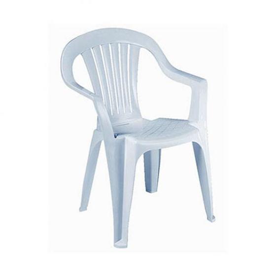 Alquiler de silla de plástico Asturias.