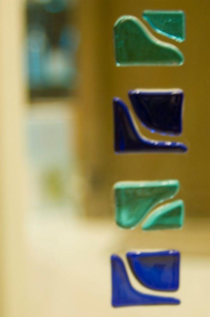 Amplia gama de vidrieras