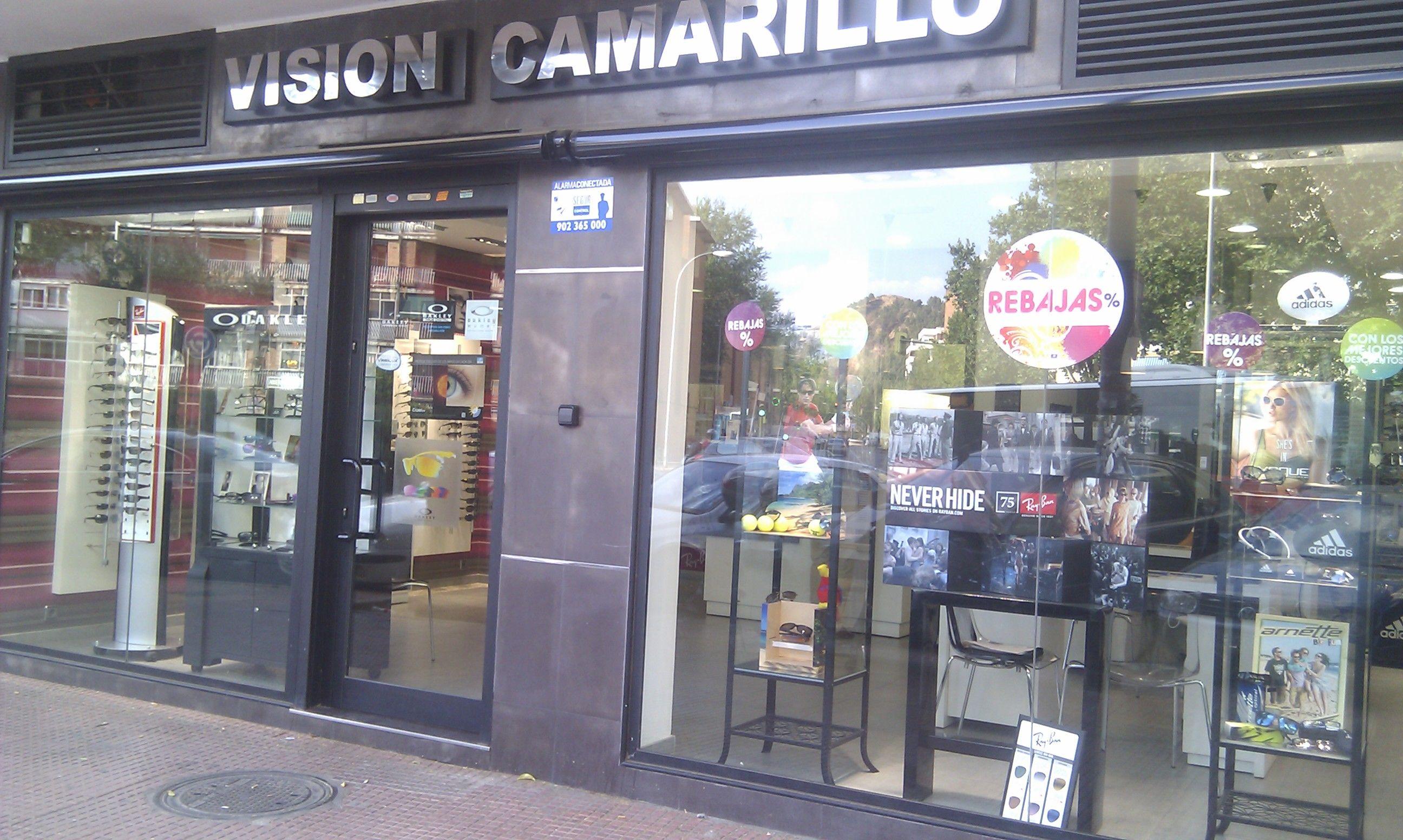 Foto 4 de Ópticas en Alcalá de Henares   Visión Camarillo