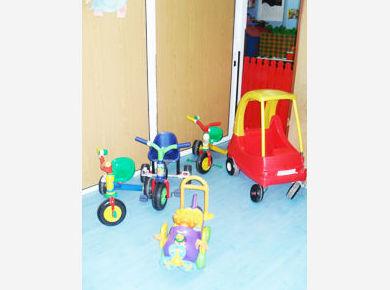 Triciclos para los niños