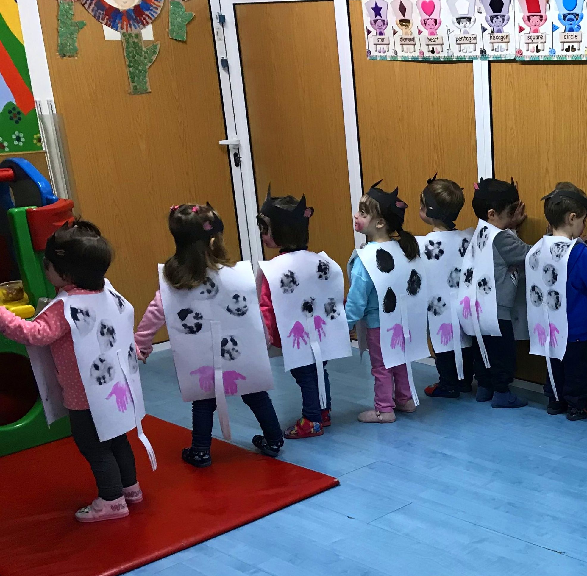 Guardería infantil Oviedo