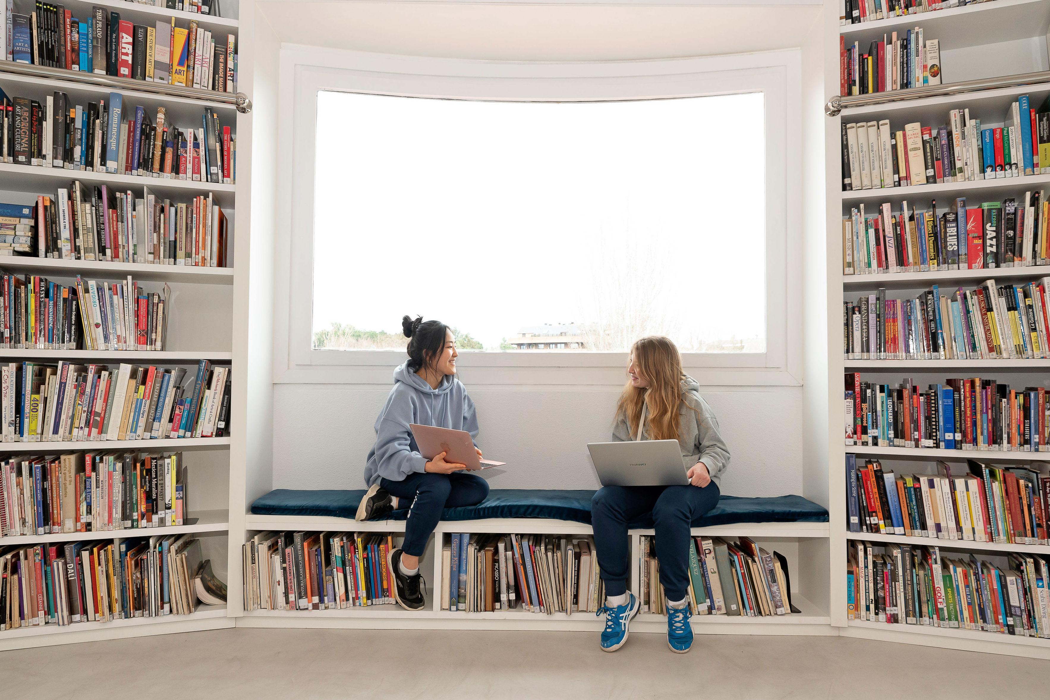 Foto 12 de Colegios privados con enseñanza totalmente en inglés en La Moraleja   International College Spain