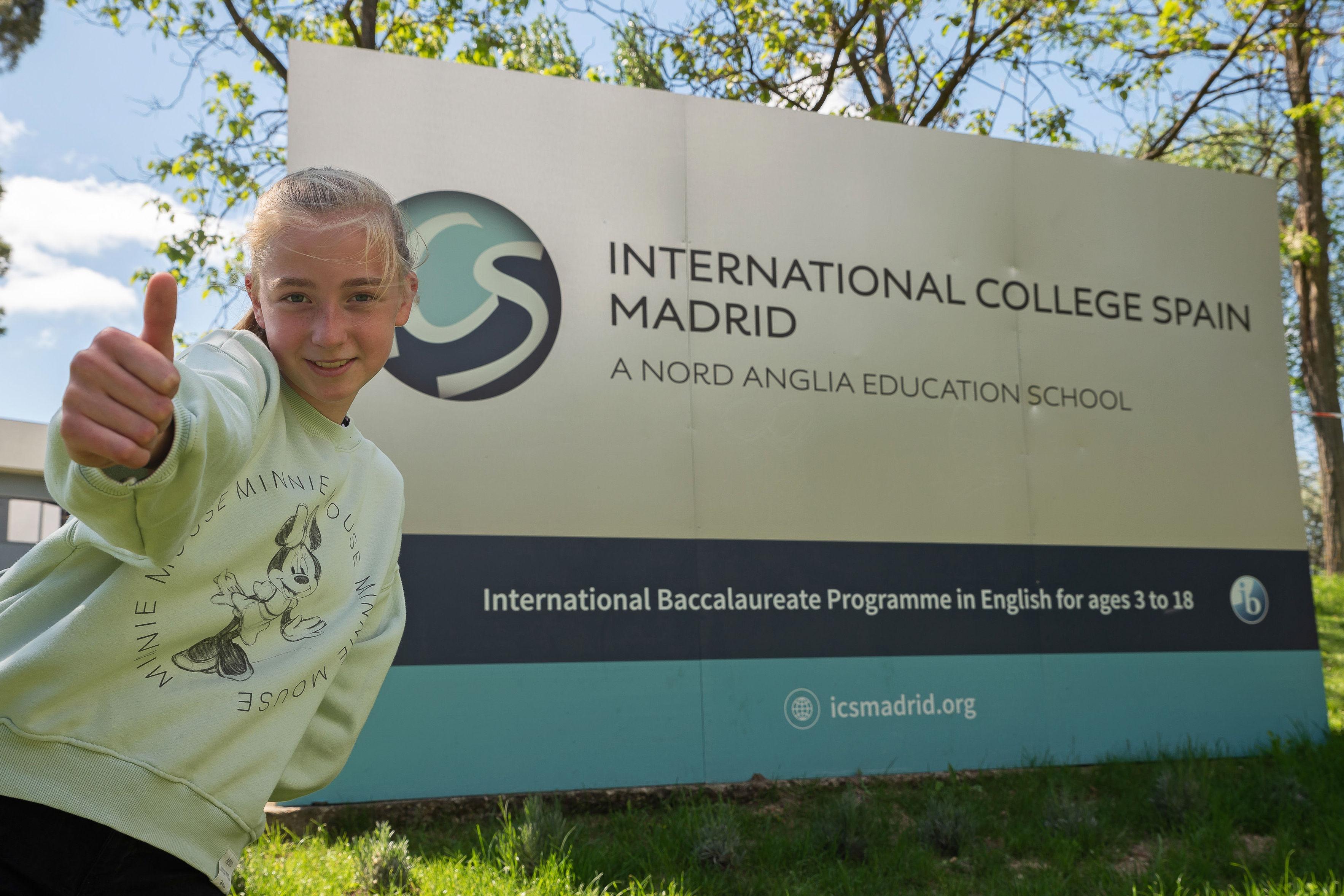 Foto 4 de Colegios privados con enseñanza totalmente en inglés en La Moraleja   International College Spain