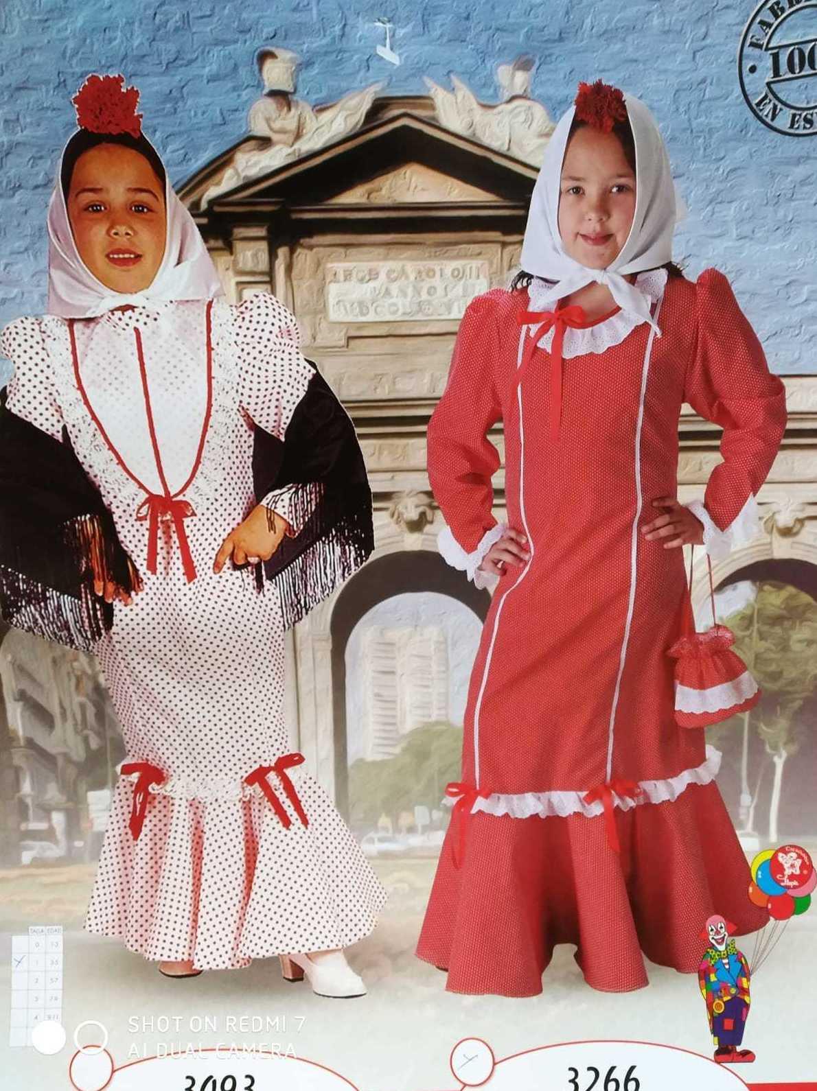 trajes de chulapa en san fernando de henares