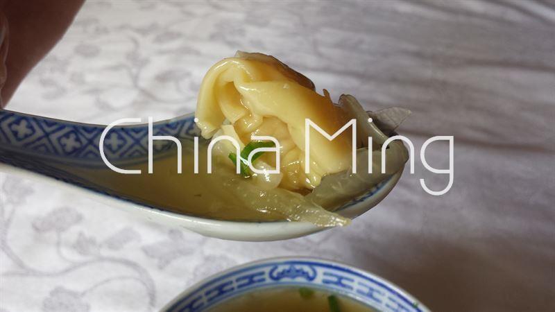 Sopas Listado: Carta de precios de China Ming