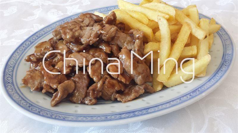 Ternera Listado: Carta de precios de China Ming