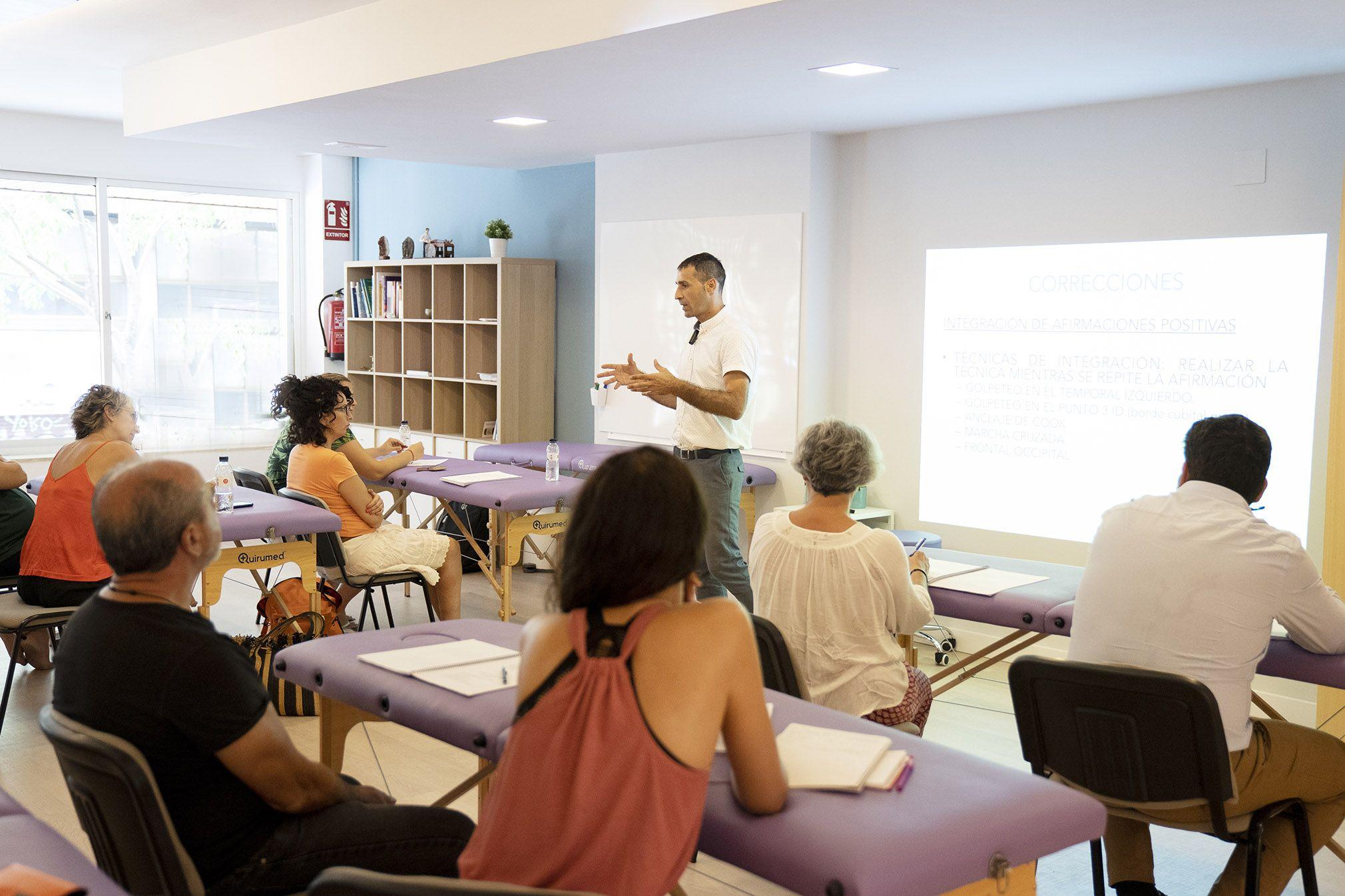 Cursos de Kinesiología en Barcelona-Rubén Álvarez