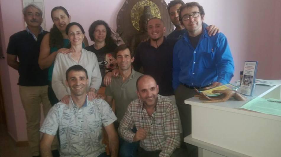 Foto 18 de Psicoterapia en Barcelona | Cursos Presenciales Kinesiología Unificada® Barcelona Rubén Álvarez