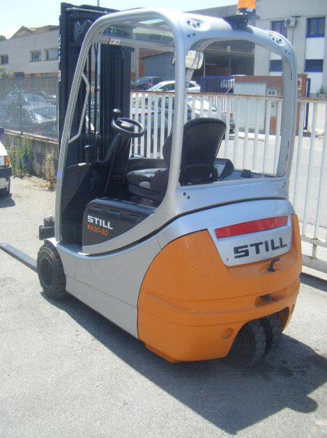 STILL RX 20-20