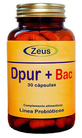 Depur+Bac: Catálogo de productos de Herbolario El Monte