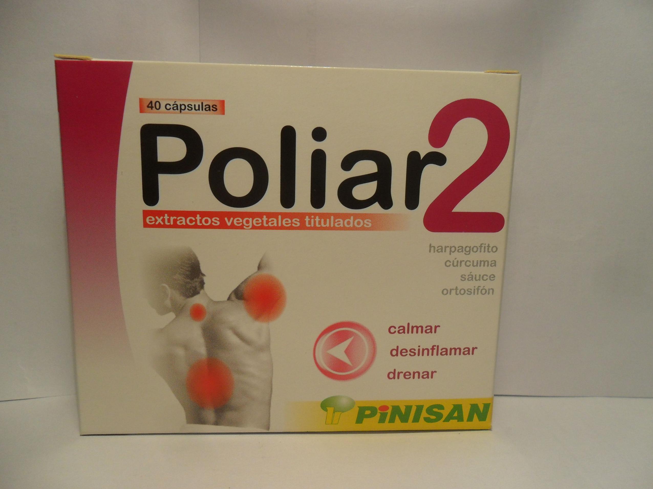 Poliar 2            : Catálogo de productos de Herbolario El Monte