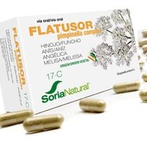 Flatusor: Catálogo de productos de Herbolario El Monte