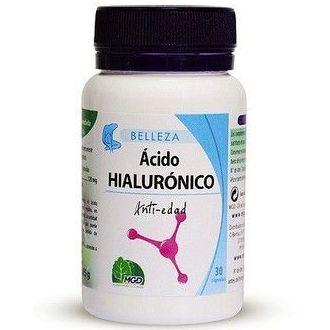 Productos naturales anti-edad con ácido hialurónico
