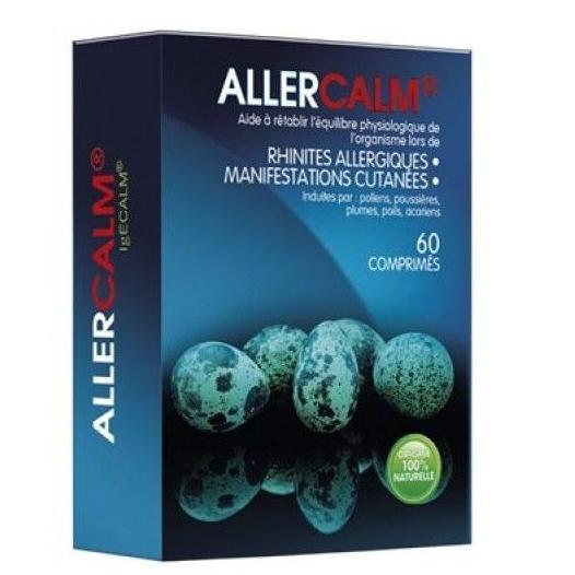 Allercalm Orthonat                : Catálogo de productos de Herbolario El Monte