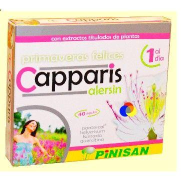 Capparis Alersin: Catálogo de productos de Herbolario El Monte