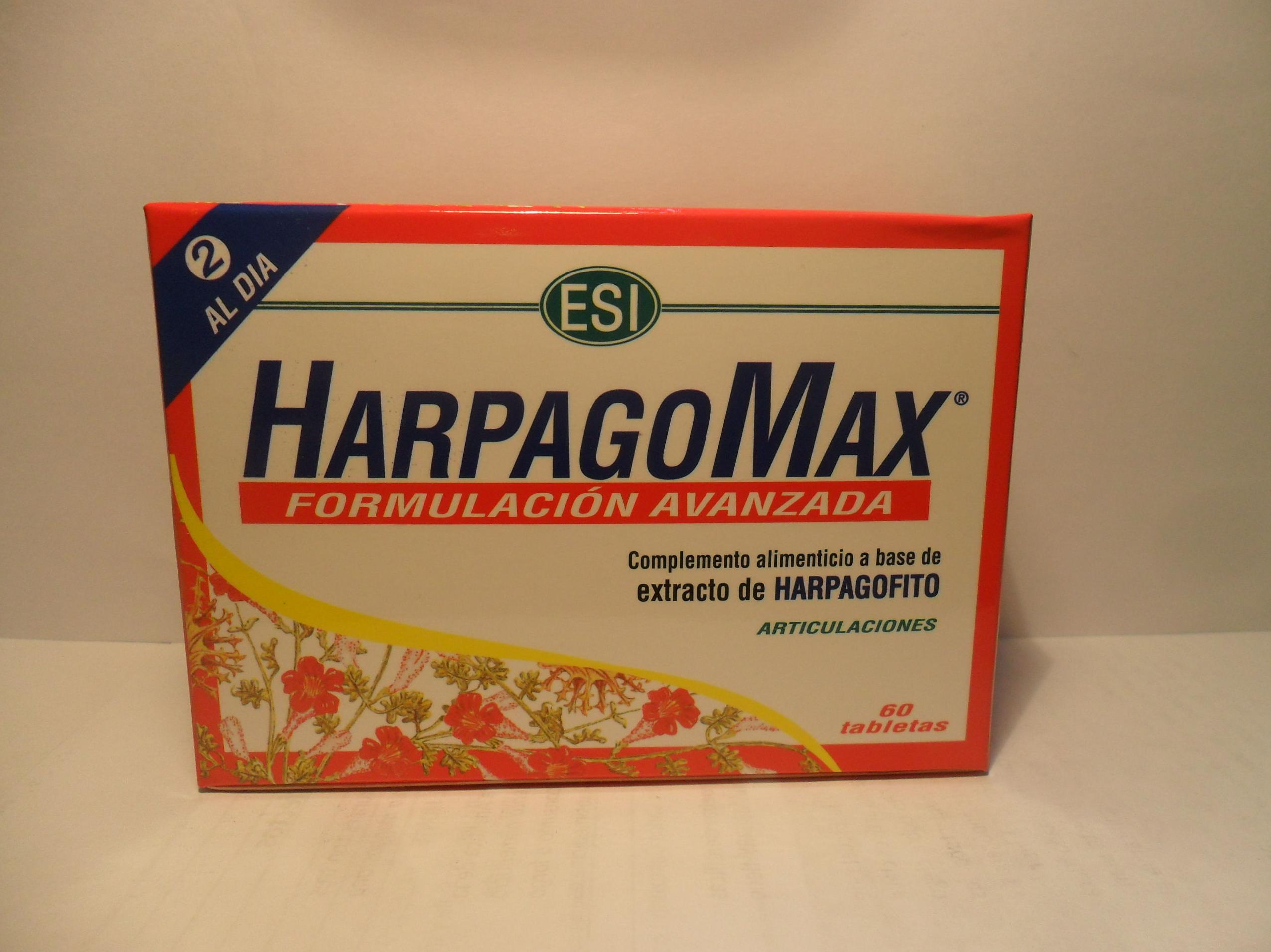 Harpagomax : Catálogo de productos de Herbolario El Monte