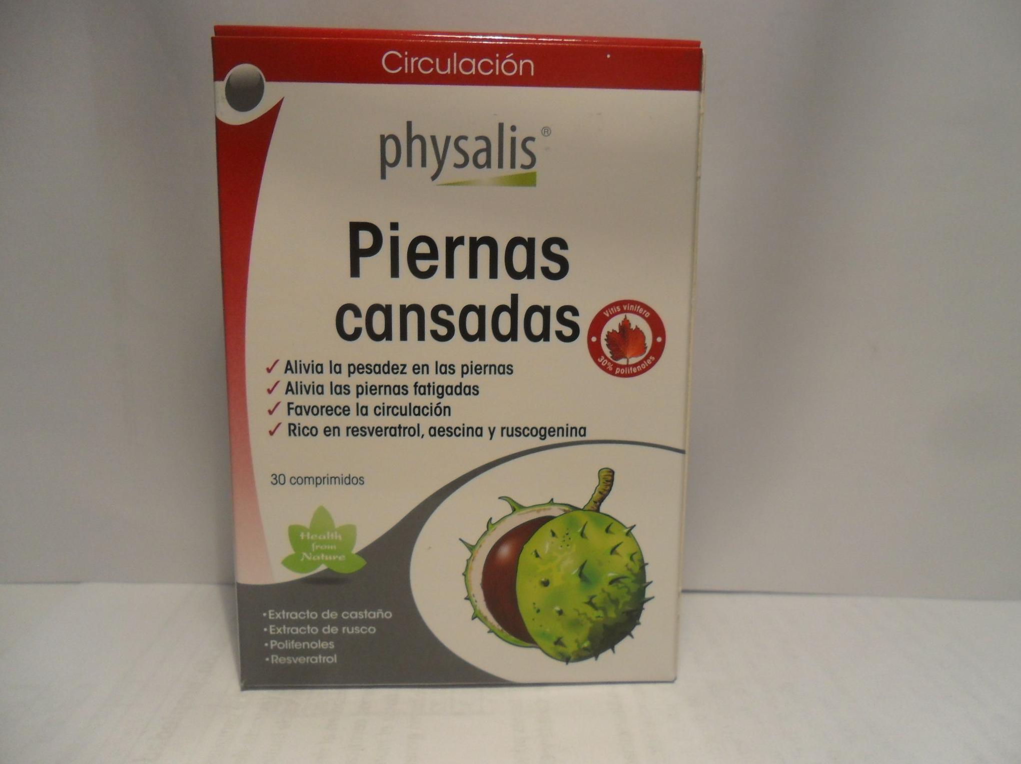 Piernas cansadas: Catálogo de productos de Herbolario El Monte