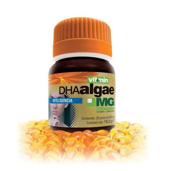 DHA_Algae 30      : Catálogo de productos de Herbolario El Monte