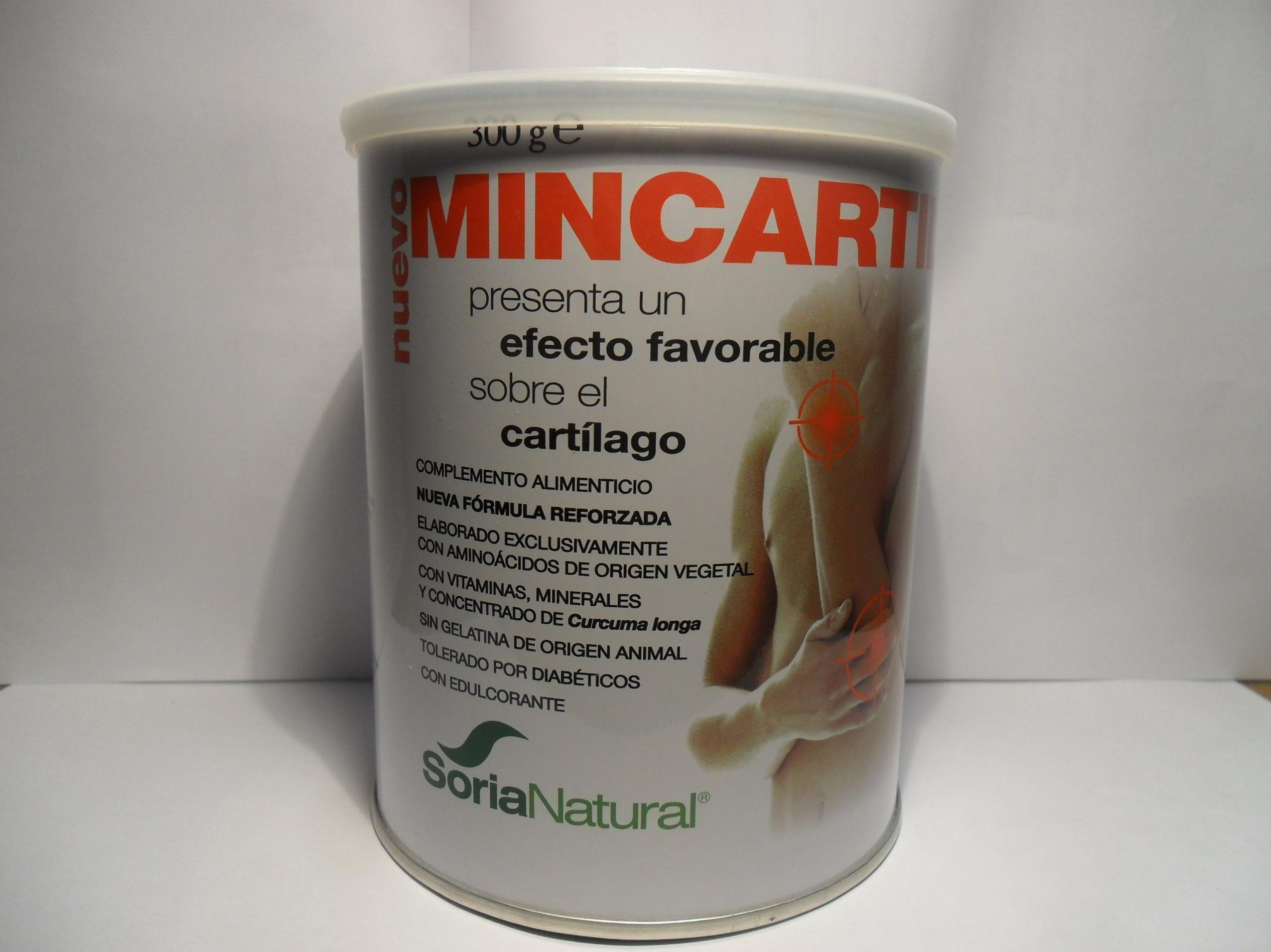Mincartil: Catálogo de productos de Herbolario El Monte