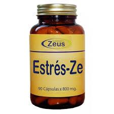Estres-Ze Zeus : Catálogo de productos de Herbolario El Monte