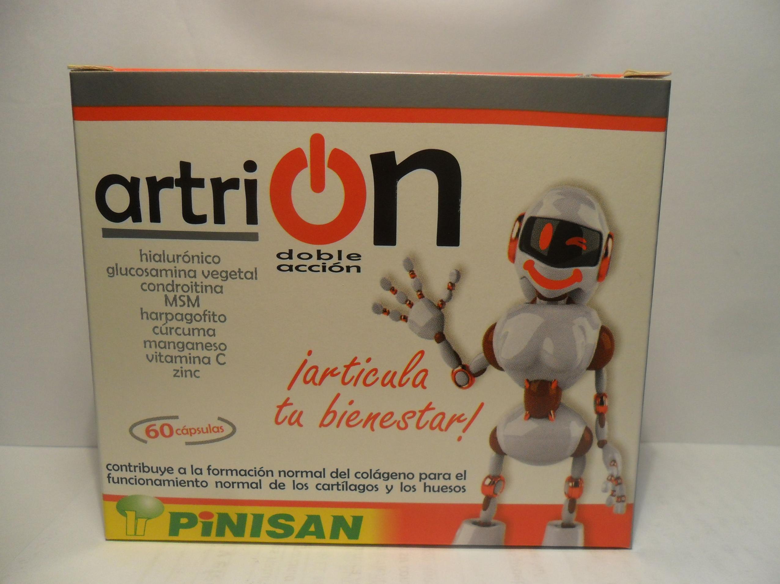 Artrion Doble Acción    : Catálogo de productos de Herbolario El Monte