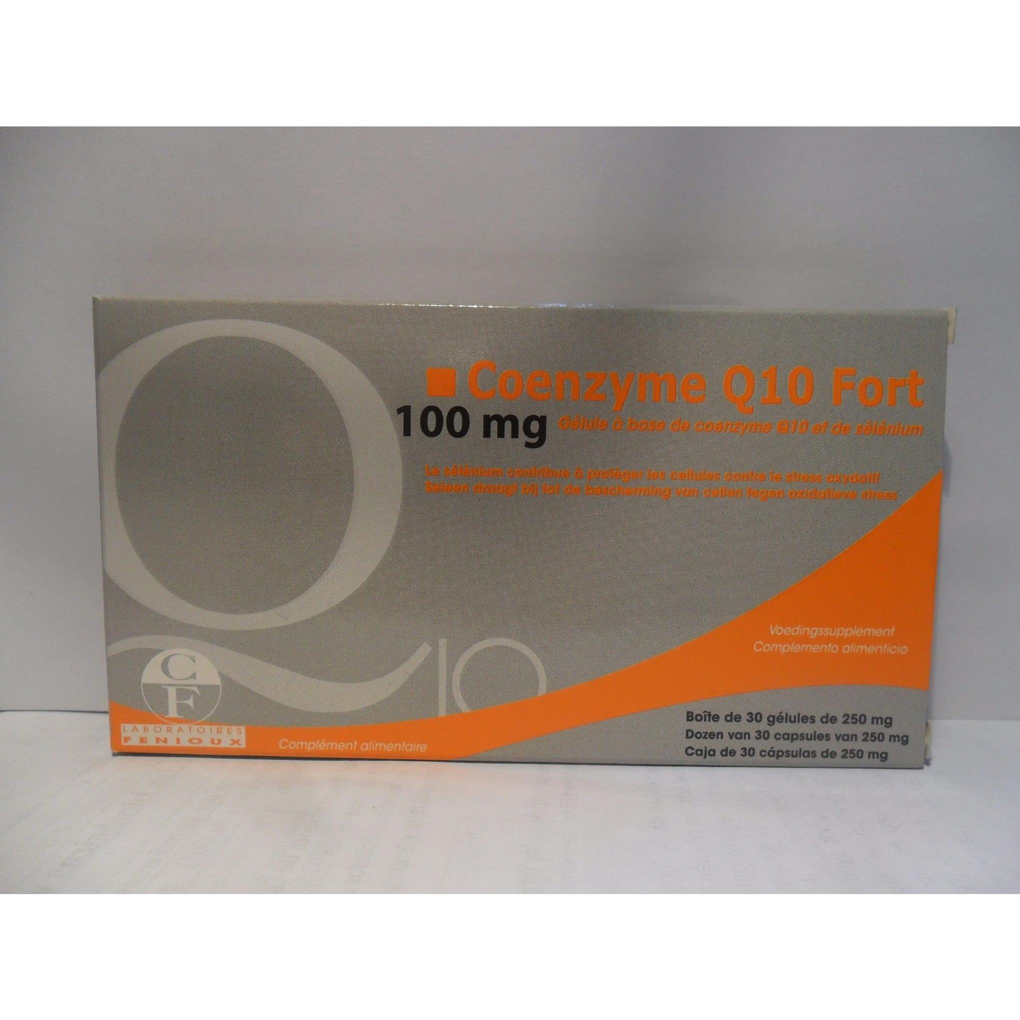 Coenzima Q10 Forte 100mg       : Catálogo de productos de Herbolario El Monte