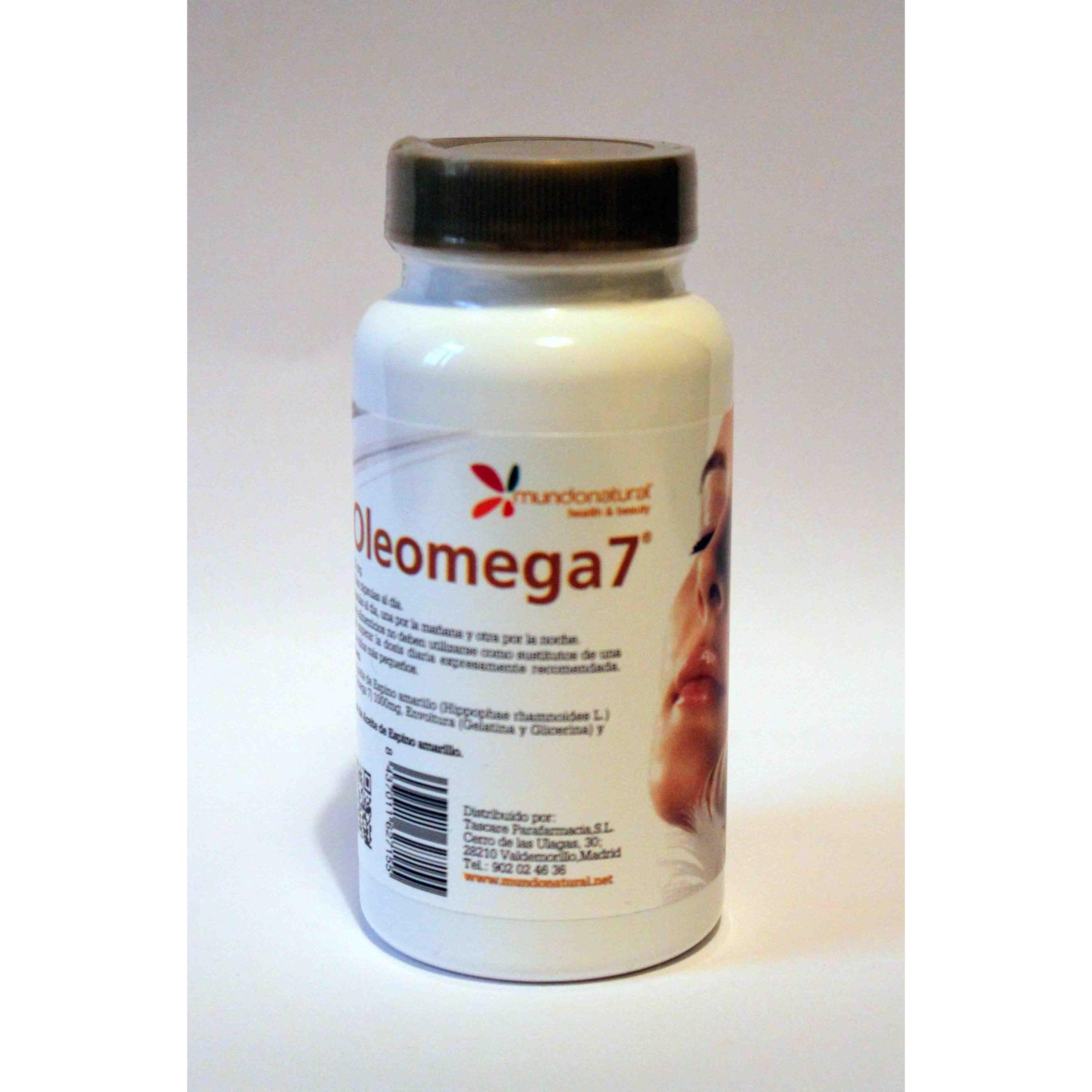 Oleomega 7 Mundo natural     : Catálogo de productos de Herbolario El Monte