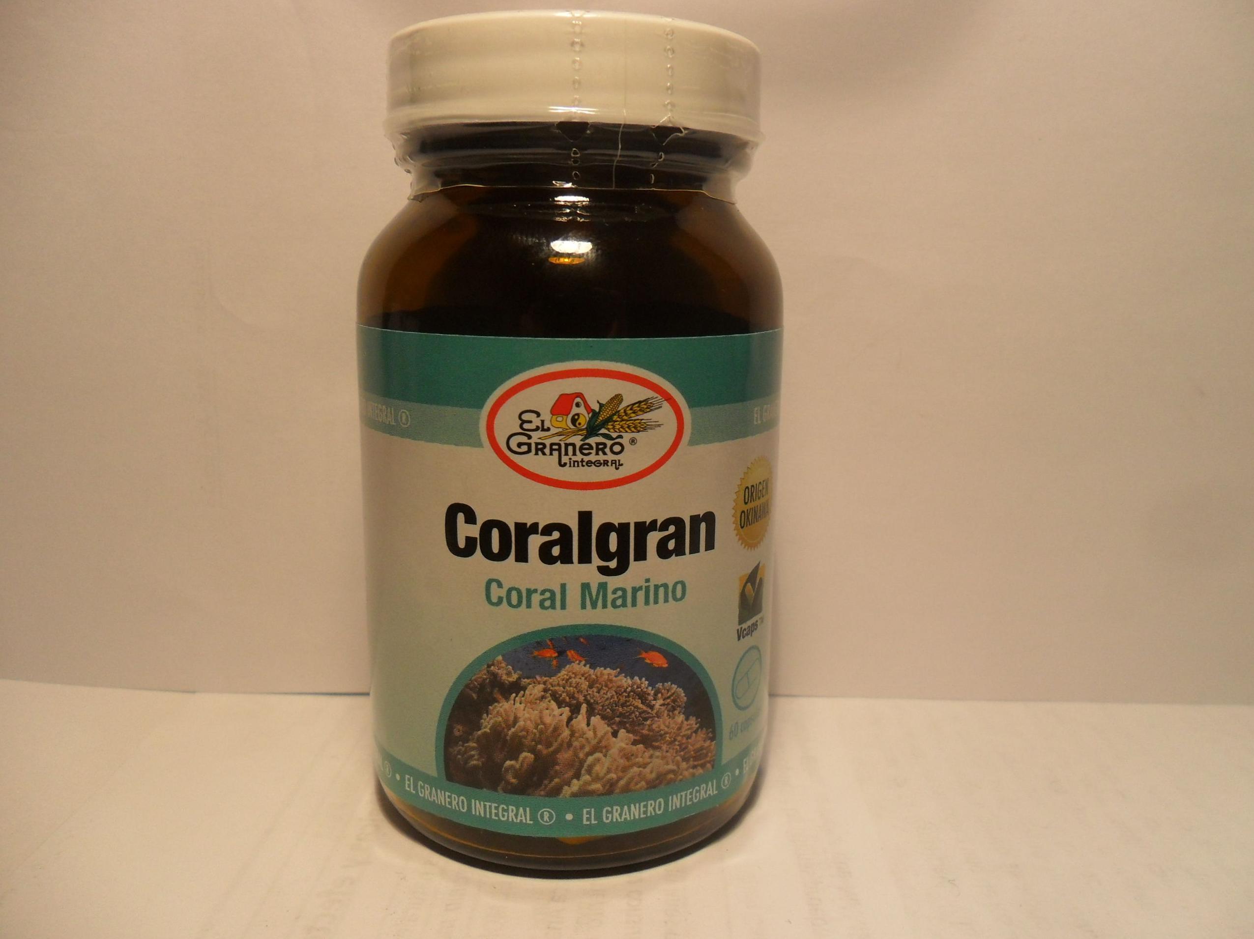 Coralgran: Catálogo de productos de Herbolario El Monte