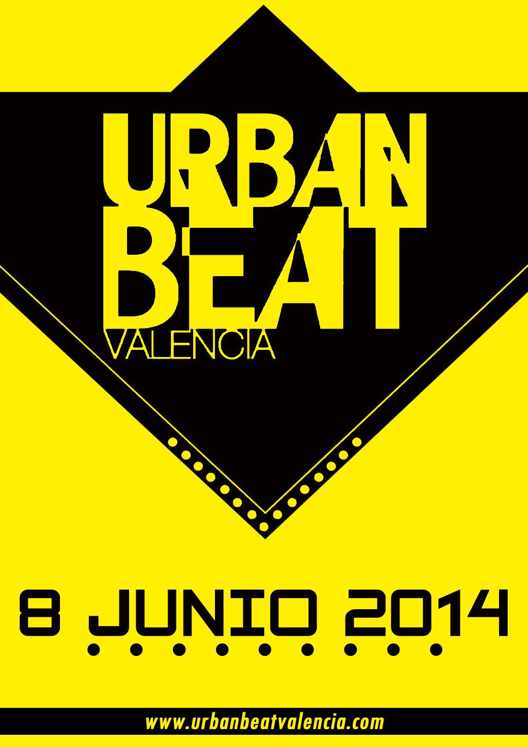 URBAN BEAT VALENCIA CAMPEONATO DE DANZA URBANA 2014