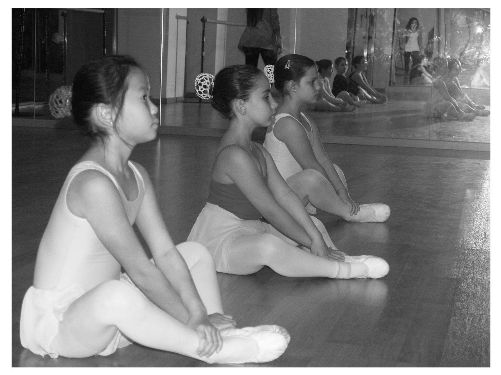Clases Ballet infantil en Valencia