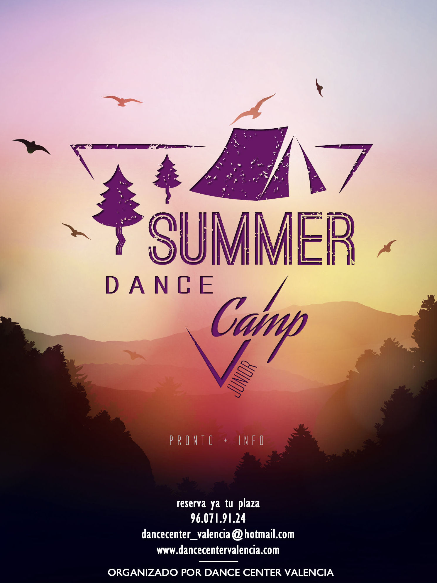 Urban Summer Dance Camp Junior 2016