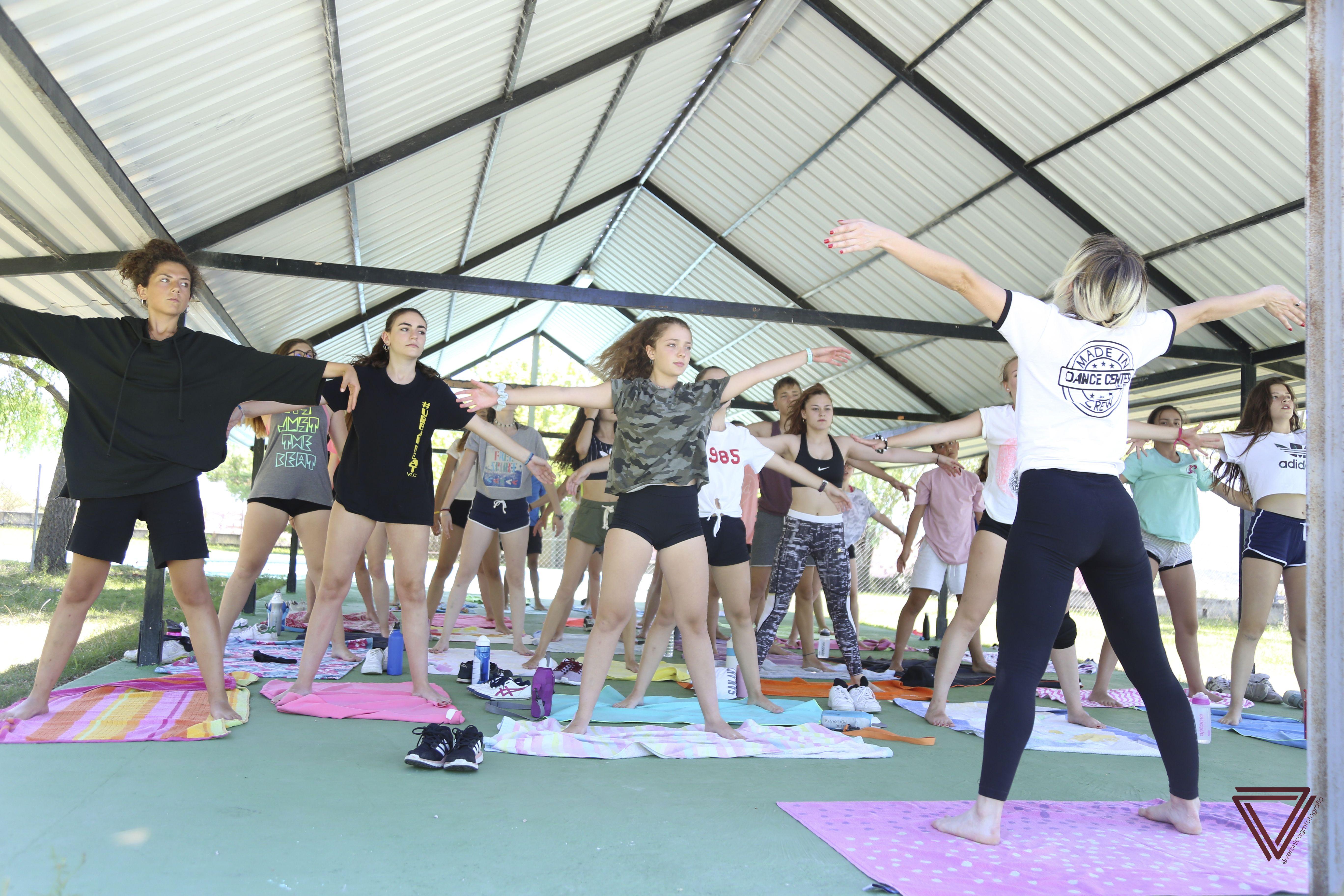 Academia de baile Valencia, Dance Center